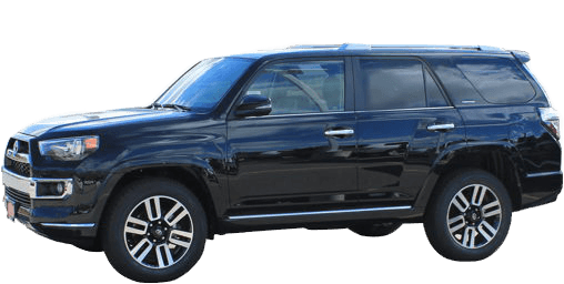 2018 Toyota 4Runner vs The Competition at Roseville Toyota