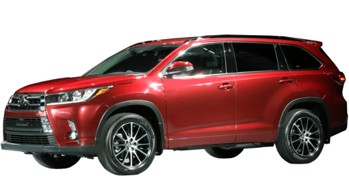 2018 Toyota Highlander vs The Competition at Roseville Toyota